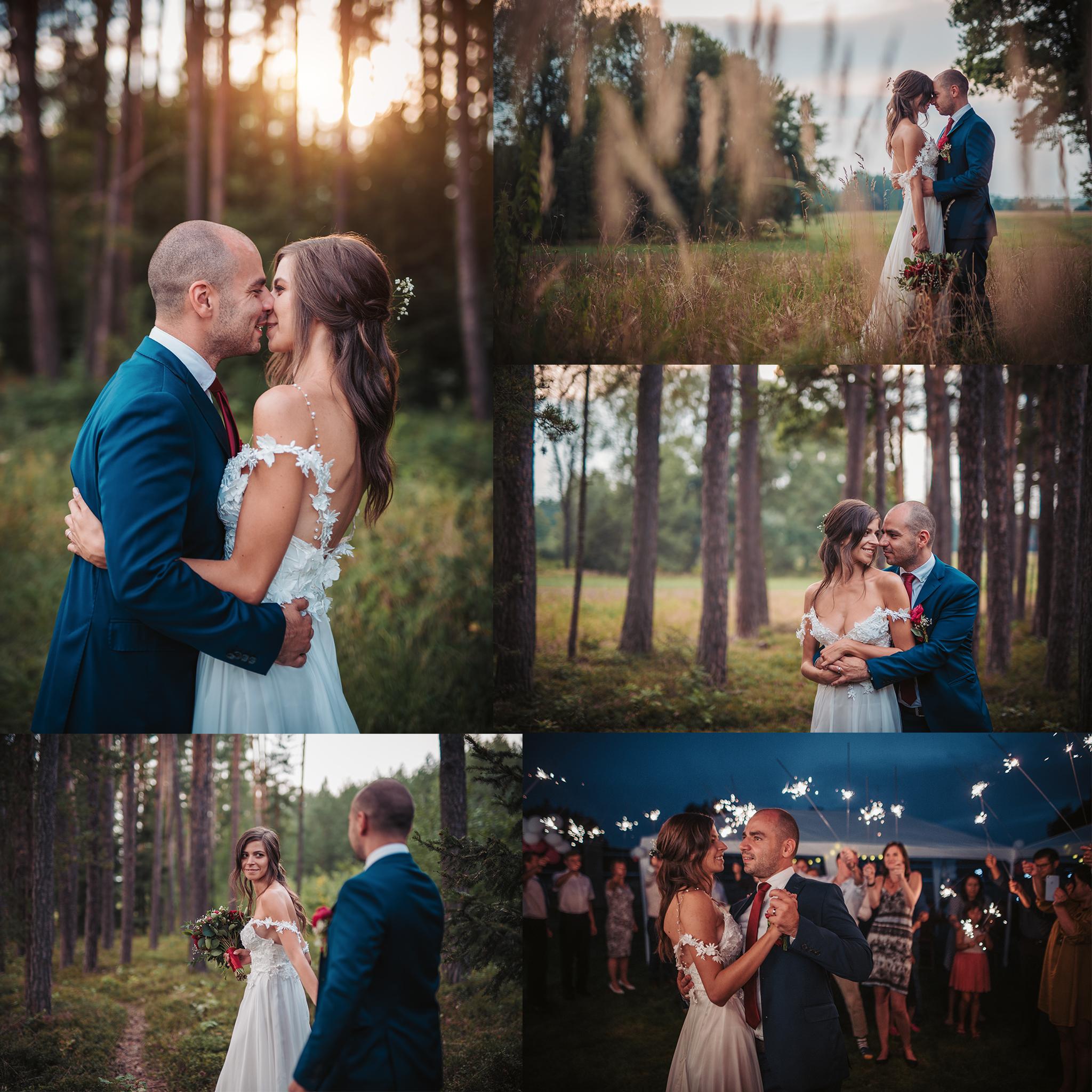 svatba jižní čechy